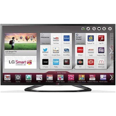 """LG 47LA640S Full HD 200Hz 3D SMART WiFi LED televízió 47"""" (119cm) + ajándék Magic Remote távirányítóval"""