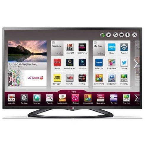 "LG 47LN575S Full HD 100 Hz SMART WiFi LED televízió 47"" (119cm)"