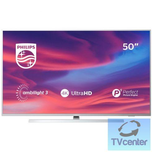 "Philips 50PUS7304/12 4K UHD LED Smart Android televízió,  Ambilight (50"" 126 cm)"