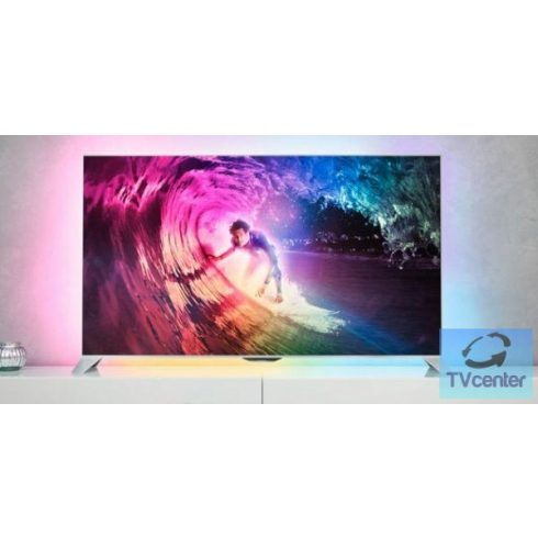 "Philips 55PFS8209 Full HD 800Hz 3D SMART WiFi LED televízió 55"" (140cm)"