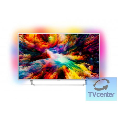 "Philips 65PUS7363/12 UHD 4K Android Smart Ambilight  LED televízió 65"" (164cm)"