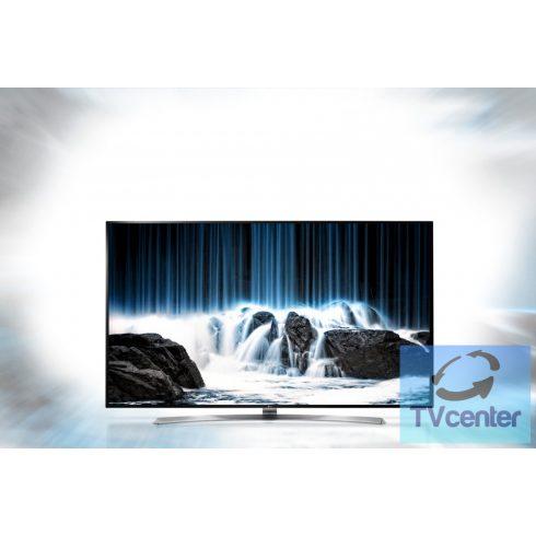 """LG 75SJ955V 75"""" (191 cm) SUPER Ultra HD TV IPS 4K, Active HDR - Dolby Vision technológiával, webOS 3.5 operációs rendszerrel és Harman/Kardon® hangrendszerrel"""