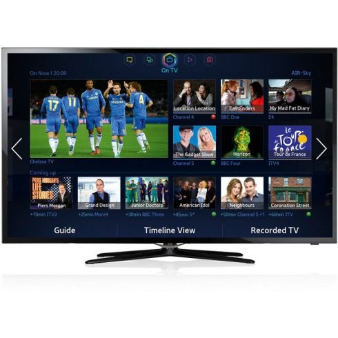 "Samsung UE32F5500 WiFi 100Hz Full HD LED Smart televízió 32"" (82cm)"