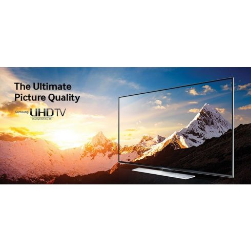 "Samsung UE55HU7500 Ultra HD-4K 1000 Hz 3D SMART WiFi LED televízió 55"" (140cm)"