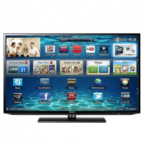"Samsung UE50EH5300 Full HD 100Hz LED LCD SMART televízió 50"" (127cm)"