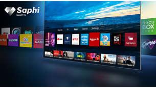 Egygombos hozzáférés az alkalmazásokhoz, beleértve a Netflixet és a Prime Videót is